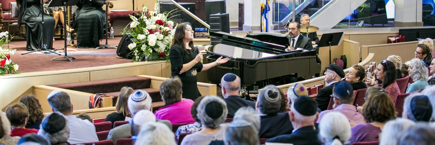 Searching for Meaning and More: Exploring Jewish Music With Cantor Shira Lissek