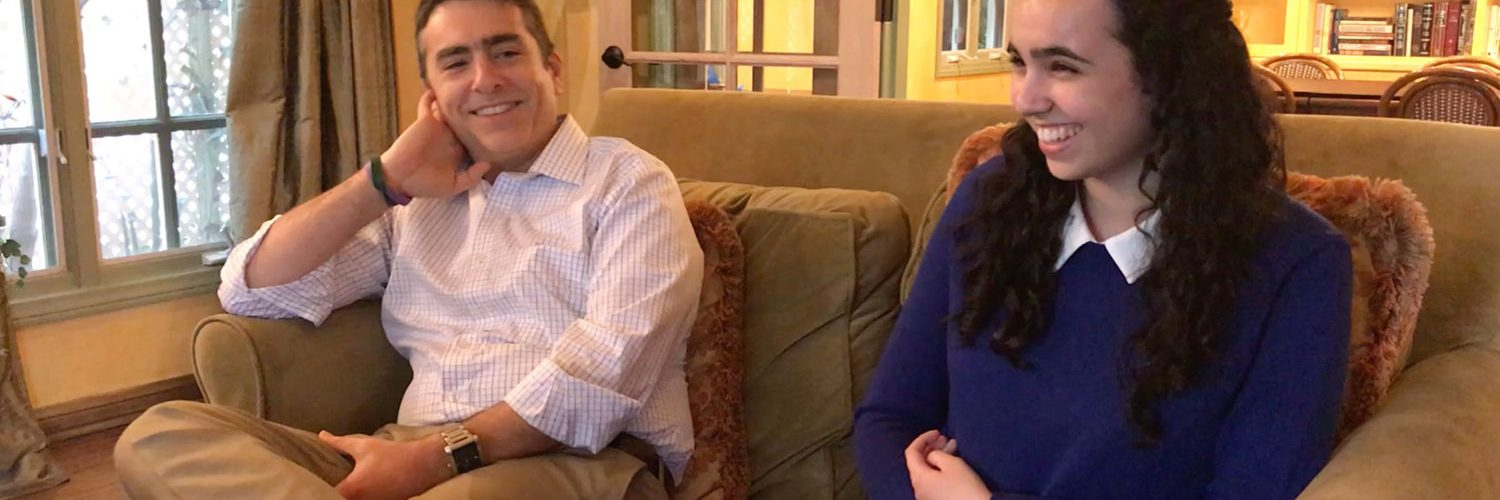 Father-Daughter USY International Presidents Talk Serving and Meaning Three Decades Apart