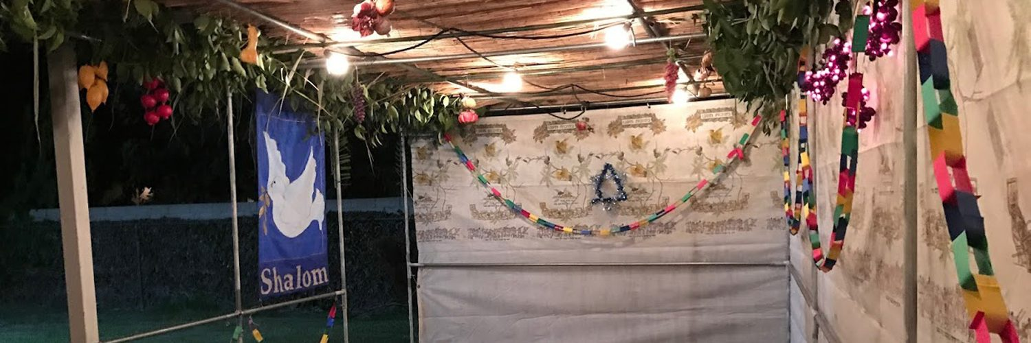 Sharing Sukkah Memories From One Generation to the Next