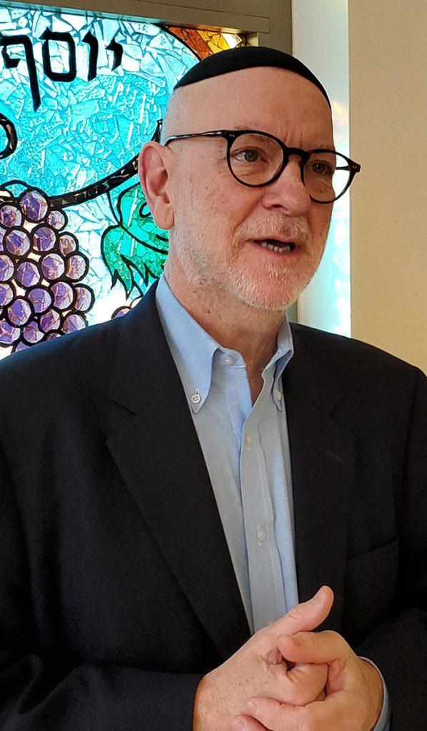Rabbi Perry Raphael Rank is Senior Rabbi at Midway Jewish Center in Syosset, New York