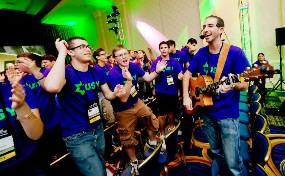 A USCJ Centennial performance has young people up and moving.