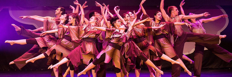 Inspiring Curiosity for Israeli Culture Through Dance