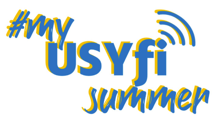 #My USYFi Summer