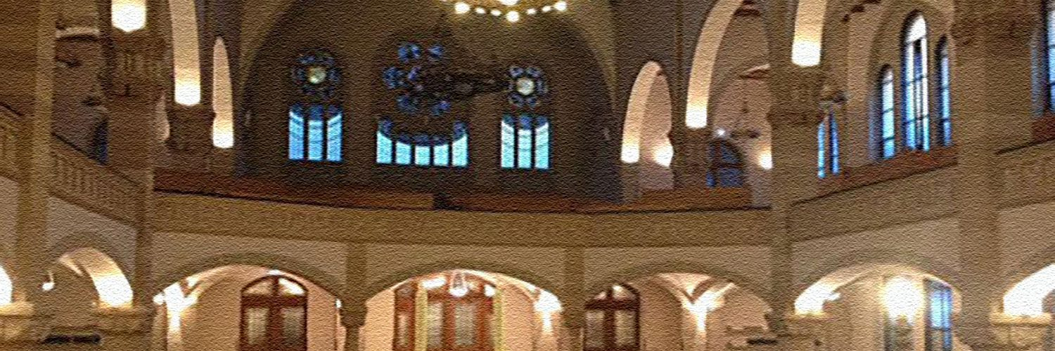 Two Synagogue Visits Open Eyes to Modern Berlin